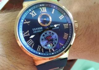 Часы мужские Нардин                                                                                         (Цвет: Синий  )