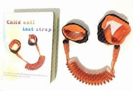 Вожжи для детей CHILD ANTI LOST STRAP                                                                                         (Цвет: Оранжевый  )