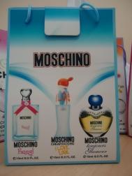 Набор женский подарочный Moschino                                                                                         (Наименование: Набор женский подарочный Moschino  )
