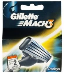 Мужские кассеты Gillette Mach3 (Реплика)                                                                                         (Количество в упаковке: 4 шт.  )