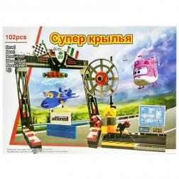 Конструктор Super Wings (Супер крылья) Арт. 102                                                                                         (-: 1  )