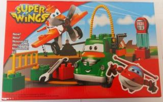 Конструктор SUPER WINGS (Супер крылья)                                                                                          (-: 1  )