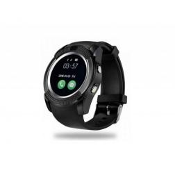 Умные часы Smart watch V8                                                                                         (Цвет: Чёрный  )