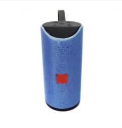 Портативная беспроводная колонка Portable                                                                                         (Цвет: Голубой  )