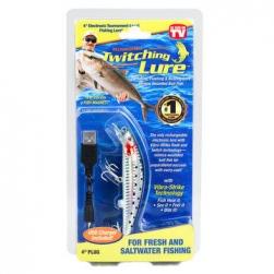 Рыбка-приманка для рыбалки TWITCHING LURE                                                                                         (1: -  )