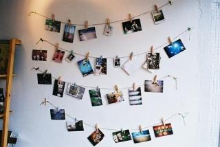 Декоративные прищепки для фото, 12 шт                                                                                         (1: -  )