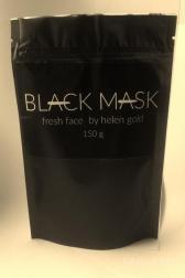 Маска от черных точек на лице BLACK HEAD                                                                                          (Название: Маска от черных точек BLACK MASK,  вес: 150гр)