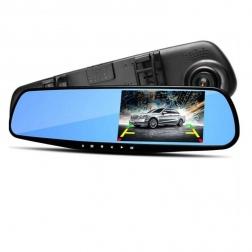 Зеркало-видеорегистратор Vehicle Blackbox DVR                                                                                         (1: -  )