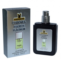 ДУХИ С ФЕРОМОНАМИ CHANEL EGOISTE PLATINUM ,55ML NEW                                                                                         (Наименование: -  )