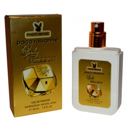 ДУХИ С ФЕРОМОНАМИ LADY MILLION PACO RABANNE,55ML NEW                                                                                         (1: -  )