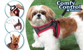 Поводок-шлейка  для собак Comfy Control Harness                                                                                         (-: 1  )