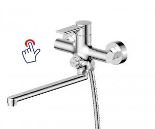 Смеситель для ванны РМС SL130-006E из латуни