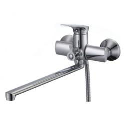 Смеситель для ванны РМС SL122-006E из латуни, ø35